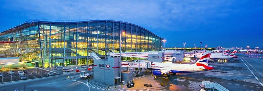 london airport tranfers