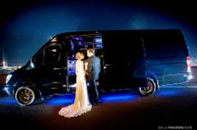london wedding minibus